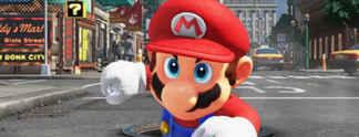 Super Mario Odyssey: Werft euren Hut auf der Switch