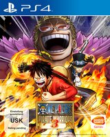 One Piece - Pirate Warriors 3 (PS4)