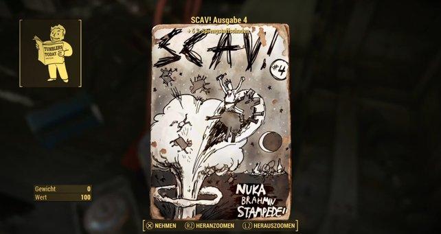 Mit unserem Guide könnt ihr alle SCAV-Magazine finden.
