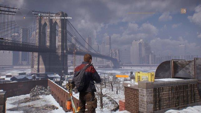 Der Schein trügt: Nach einer bioterroristischen Attacke bricht das soziale Gefüge, später sogar ganz New York zusammen. Das Chaos regiert fortan.