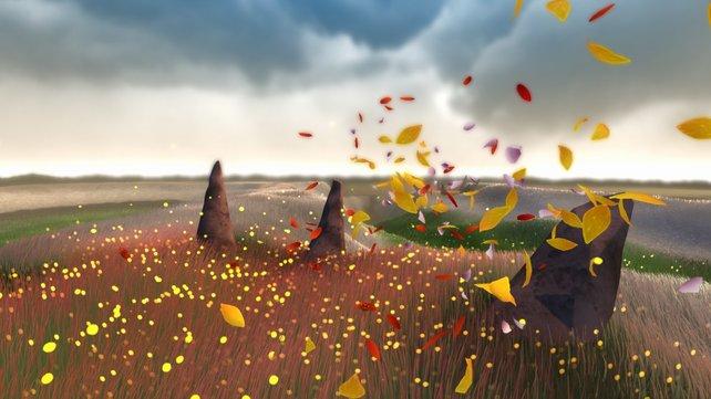 Wunderschön wie ein Gemälde: Wieso Videospiele wie Flower auch Kunst sein können!