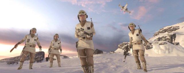 Die Rebellen waren siegreich!