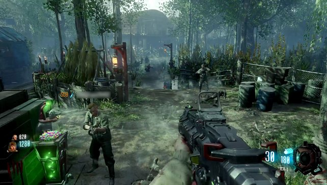 Call of Duty: Black Ops 3 - Zombies Chronicles (DLC): Videomaterial zeigt die