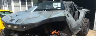 Halo: Fan baut seinen eigenen Warthog