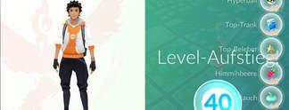 Pok�mon Go: Spieler schummelt sich zur Levelgrenze und l�scht sein Nutzerkonto