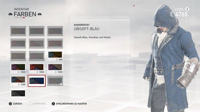 Ubisoft-Blau