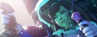 Overwatch: Heldin wurde aus dem Spiel entfernt