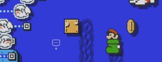 Super Mario 64: Jetzt auch in 2D spielbar