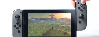 Nintendo stellt seine neue Konsole vor - Nintendo Switch