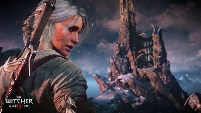 Die junge Kriegerin Cirilla Fiona Elen Riannon - kurz Ciri - ist Geralts Ziehtochter und Schülerin. In den Hexer-Romanen spielt sie eine wichtige Rolle, doch im Spiel ist sie bisher nie aufgetaucht.