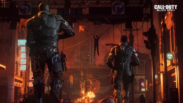 Call of Duty - BLack Ops 3 ist auch über ein Jahr nach Veröffentlichung noch eine echte E-Sport-Größe.