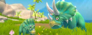 My Dinosaur Go: In diesem Spiel treffen Pokémon Go und Ark - Survival Evolved aufeinander