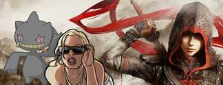Pok�mon Horror-Manga, Assassin's Creed Chronicles, GTA San Andreas: Der Wochenr�ckblick