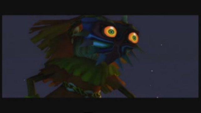 Das zweite N64-Zelda (Majora's Mask) entpuppt sich als surrealistisches, beunruhigendes Abenteuer.
