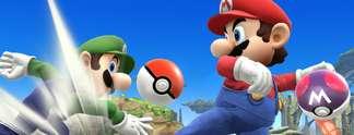 Vorschauen: Super Smash Bros. f�r Wii U: Willkommen zur�ck, ihr Helden