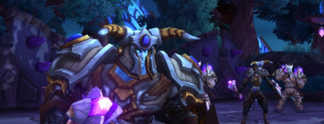 "World of Warcraft - Warlords of Draenor: Offenbar erste ""Robin Williams""-Charaktere entdeckt"