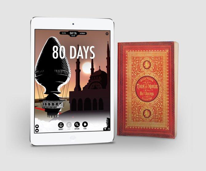 80 Days von Entwickler Inkle führt euch auf den Spuren des Romanhelden Phileas Fogg auf eine Reise um die Welt.