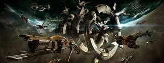 Der Aufreger der Woche: 2.200 Spieler bestreiten Schlacht in Eve Online