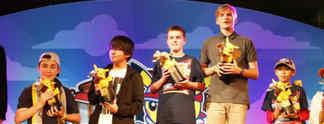 Pok�mon-Weltmeisterschaften 2016: Weltmeister im Sammelkarten- und Videospiel gefunden
