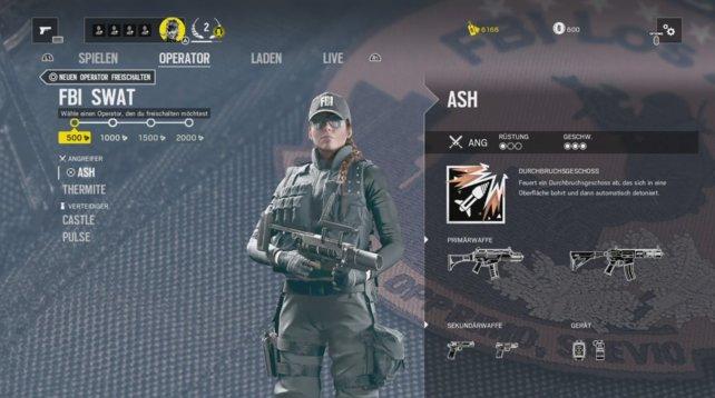 Operator Ash