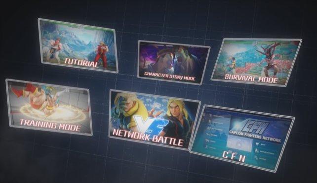 Die 6 Spielmodi