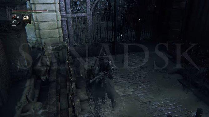 Ein Fehler in der Bloodborne Alpha hat ein Spieler ausgenutzt, um eine neue Region des Spiels zu entdecken.