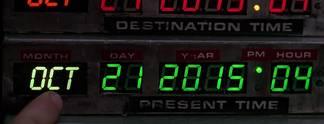 Back to the Future am 21.10.2015: Diesen Tag solltet ihr feiern, er kommt nie wieder!