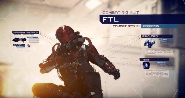 Combat Rig – FTL