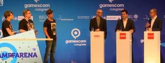 gamescom Wahlkampfarena: Das sagt die Politik zu Videospielen