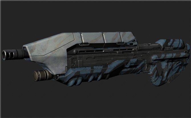 MA5D Sturmgewehr