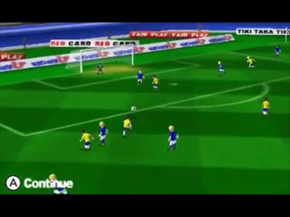 Soccer Up Online Trailer (3DS eShop)