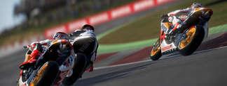 Moto GP 14: Heiße Motorrad-Rennen aus Italien