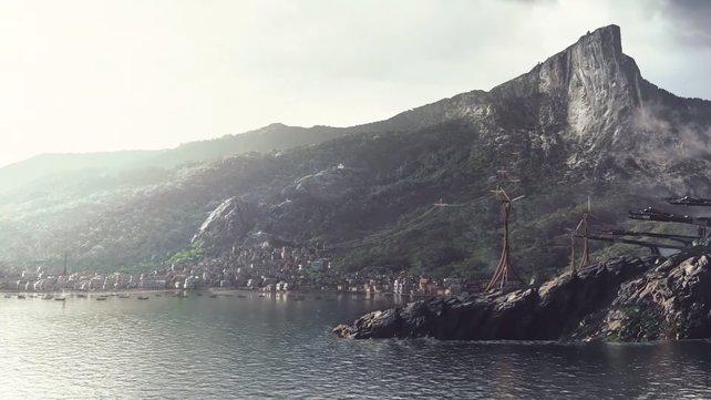 In Dishonored 2 entführt euch in die Südsee.