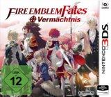 Fire Emblem Fates - Verm�chtnis