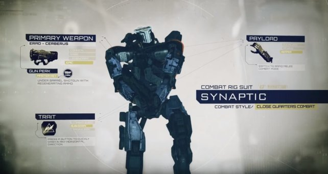 Combat Rig – Synaptic