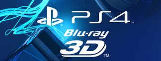 PS4: Sony kontert Microsoft und Xbox One aus und bringt Blu-ray 3D früher