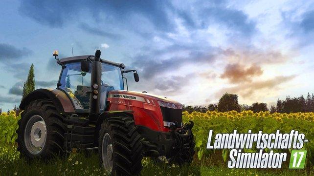 Der Landwirtschafts-Simulator 17 erscheint am 25.10.2016 im Handel!