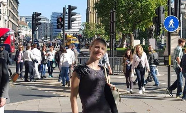 Heiß auf Nvida Shield: spieletipps-Leserin Denise in London.