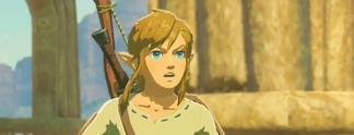 The Legend of Zelda - Breath of the Wild: Auftritt bei The Game Awards bestätigt