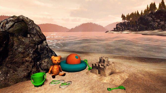 """Slender - The Arrival erscheint bald auch für die Xbox 360. (Bild: """"Xbox 360""""-Version)"""