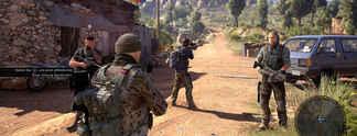 Specials: Der gro�e Kriegsspiel-Vergleich: 5 clevere Alternativen zu Call of Duty und Battlefield