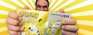 Uffruppe #182 - Pokémon 2DS Special Pikachu Edition mit Gewinnspiel