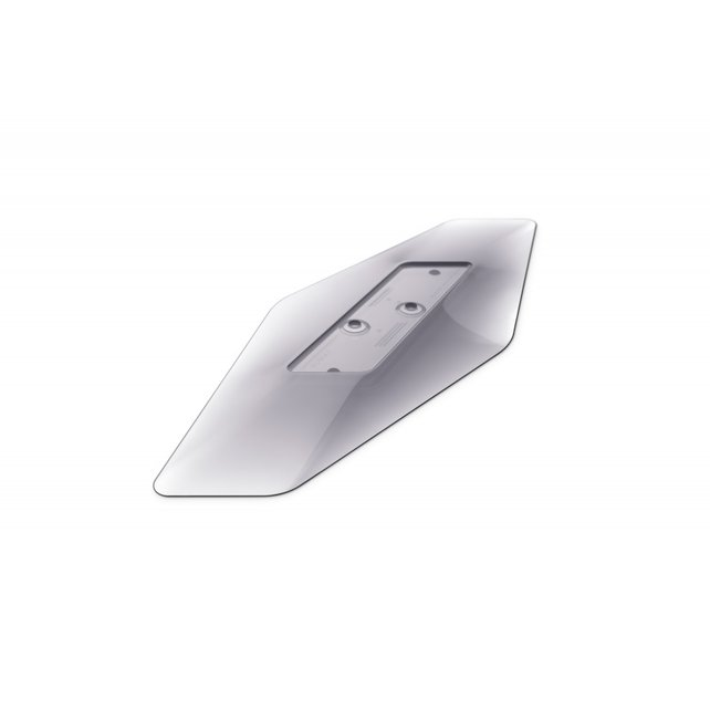 Der neue lichtdurchlässige Ständer für die PlayStation 4 Slim und PlayStation 4 Pro.