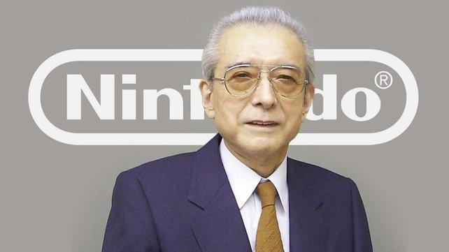Firmenpatriarch Hiroshi Yamauchi erwartet zwei Abenteuerspiele, bevor das Diskettenlaufwerk fürs Famicom erscheint. Aus einem wird Super Mario Bros., aus dem anderen The Legend of Zelda.