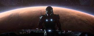 """Mass Effect - Andromeda: Ihr werdet """"Dingen ins Gesicht schießen"""""""