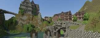 Minecraft: Wissenschaftler bauen die britischen Inseln nach