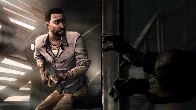 Die Adventure-Serie von The Walking Dead zeichnet sich durch starke Charaktere aus.