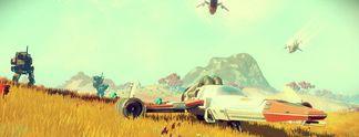 """No Man's Sky: Durch PlayStation Neo """"ganz anderes Spielgefühl"""""""