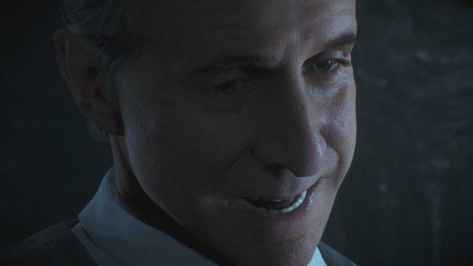Dr. Hill ist Psychotherapeut. Doch er wirkt selbst psychisch angeschlagen.