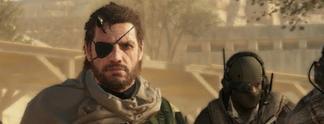 Metal Gear Solid 5: Andere Spielweise der E3-Demo im Video